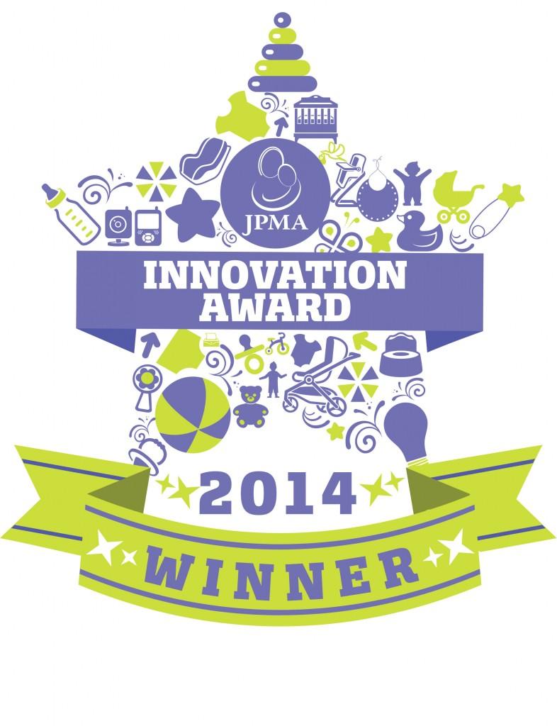 JPMA-InnovationAward-WinnerLogo